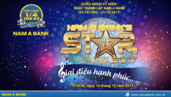 Nam A Bank's Star