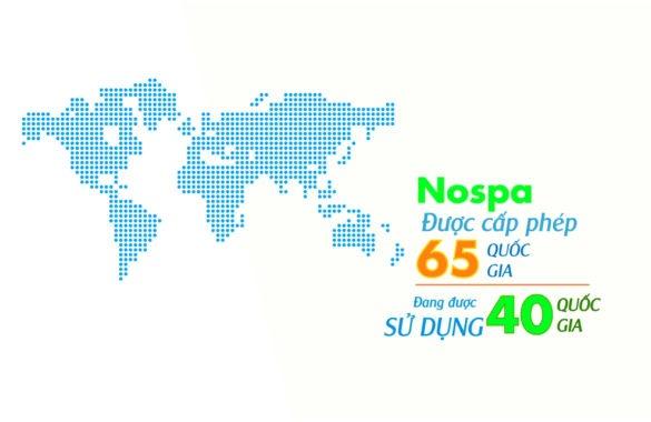 NO-SPA® Motion Graphic